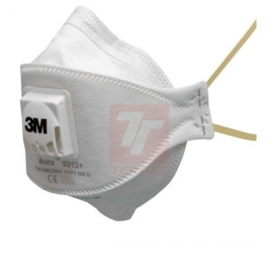 Ochrana dechu třídy FFP1 - Respirátor 3M 9312+ FFP1 -  4353