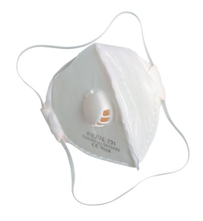 Ochrana dechu - respirátor REFIL 731 FFP2 - 4054