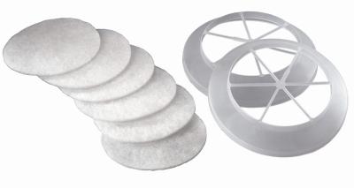 filtrační polomasky SPIROTEK - předfiltry F9000 - 4700