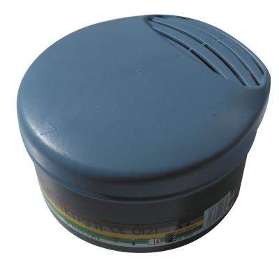 filtrační polomasky SPIROTEK - filtry FM9500, HM8500 A1B1E1K1P3 - 4819