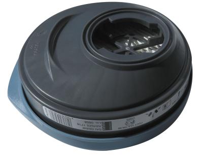 filtrační polomasky SPIROTEK - filtry FM9500, HM8500 P3 - 4665