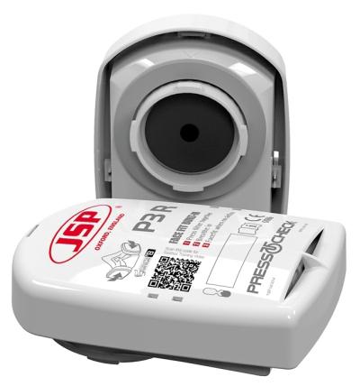 Filtry k maskám a polomaskám - filtry k masce FORCE10 PRESS TO CHECK™ P3 - P400400