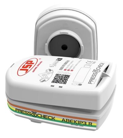 Filtry k maskám a polomaskám - filtry k masce FORCE10 PRESS TO CHECK™ ABEK1P3 - P400402
