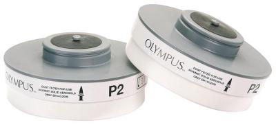 Ochrana dechu - filtry MIDIMASK P2 - 4807
