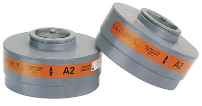 Ochrana dechu - filtry MIDIMASK A2 - 4804