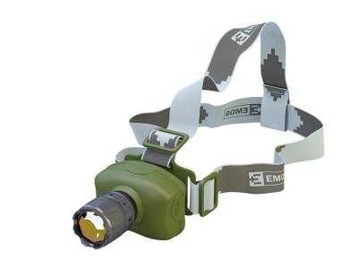 čelovka EMOS 1 LED 3W - P400405