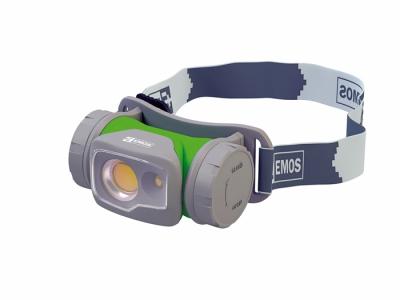 Čelovky - Kvalitní čelovky PETZL a EMOS - čelovka EMOS 2 LED - P400406