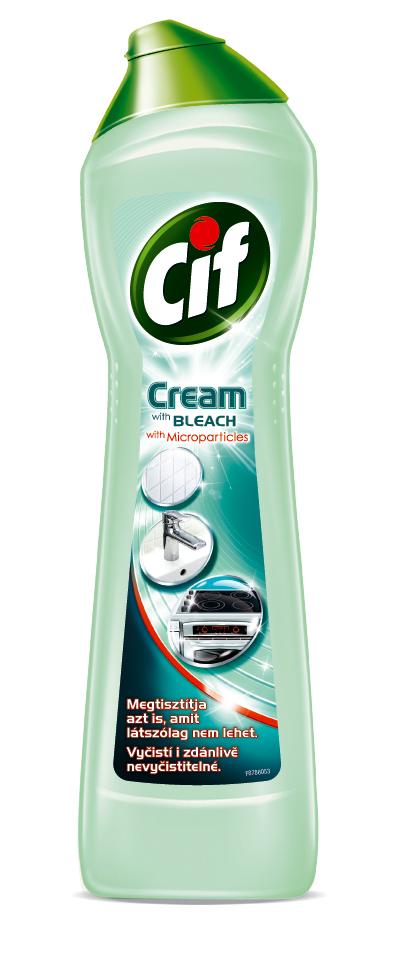 Cif cream 500 ml - 5120