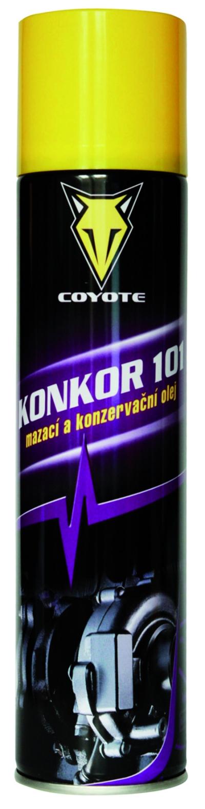 Ostatní mycí a čisticí prostředky - Konkor 101 olej 400 ml - 5033