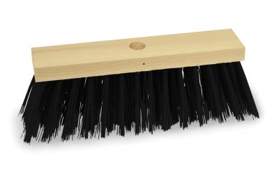 Ostatní mycí a čisticí prostředky - koště silniční černé - 5040