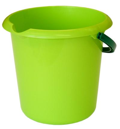 Ostatní mycí a čisticí prostředky - plastový kbelík 10 L - 5089