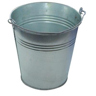 vědro pozink 12 litrů- 9011