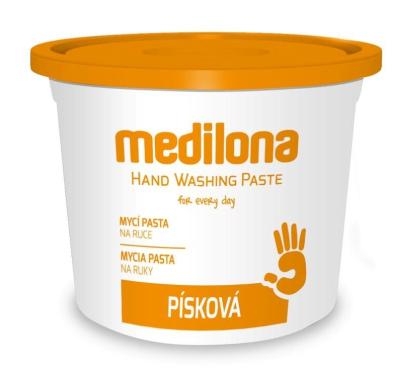 mýdla a mycí pasty - mycí pasta MEDILONA písková 500 g - D500173