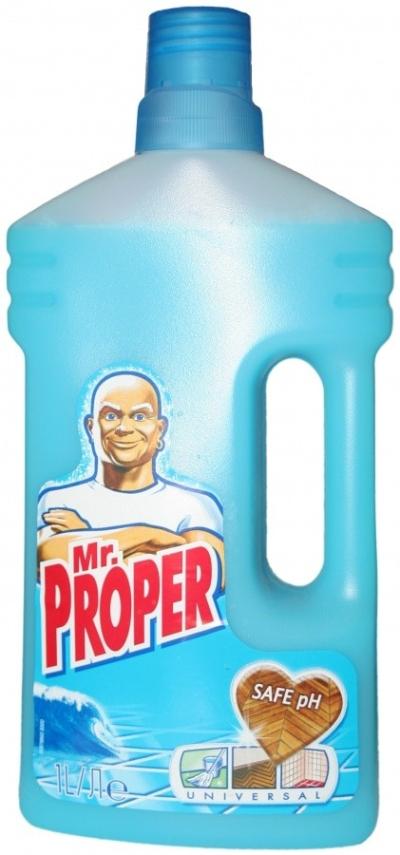 čistící prostředky - Mr. Proper 1 L - 5977