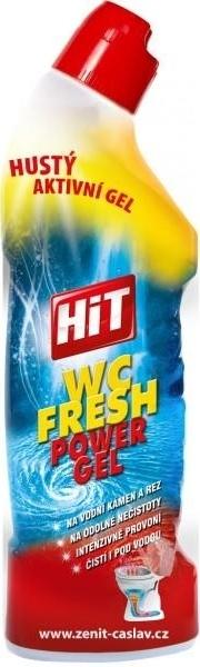 čistící prostředky - WC hit 750 g - 5022
