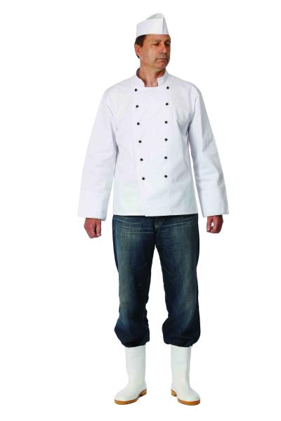 Gastro oděvy | pracovní oděvy nejen pro kuchaře - pracovní kabát kuchařský RONDON - 2638
