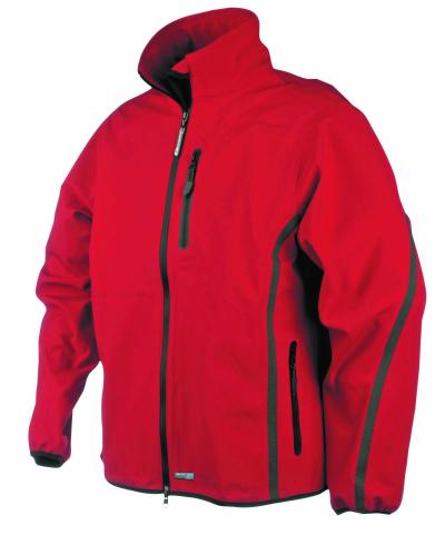 Dámské pracovní oděvy - pracovní bunda softshellová TRISUL - 2751