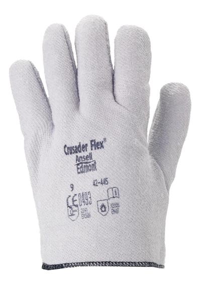 Tepelně odolné pracovní rukavice - pracovní rukavice CRUSADER FLEX 42-445 - 1082
