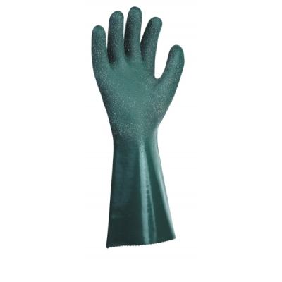pracovní rukavice UNIVERSAL zdrsněné 40 cm - 1574
