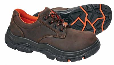 Pracovní obuv - pracovní obuv BLACK KNIGHT RUBBER LOW S3 - 3937