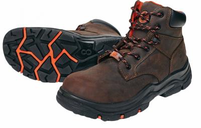 pracovní obuv BLACK KNIGHT RUBBER ANKLE S3 - 3936