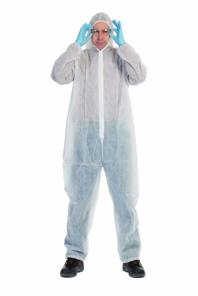 Jednorázové oděvy - pracovní kombinéza jednorázová MINTO - 2483