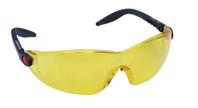 Ochrana zraku - ochranné brýle 3M 2742 žluté - 4785