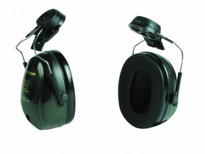Mušlové chrániče sluchu - mušlový chránič H520P3E-410-GQ OPTIME II SNR 30 dB - 4044