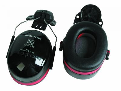 Ochrana sluchu 3M a Peltor - mušlový chránič H540P3E-413-SV OPTIME III SNR 34 dB - 4045