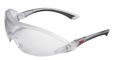 Ochrana zraku - ochranné brýle 3M 284 - 4435 (čirá), 4438 (kouřová), 4439 (žlutá), 4466 (zrcadlová)
