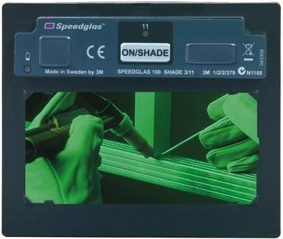 příslušenství ke kuklám S100 - samostmívací kazeta Speedglas 100S-11 - 4905