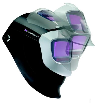 Pracovní oděvy pro svářeče - svařovací kukla Speedglas 9002X FlexView - 4873