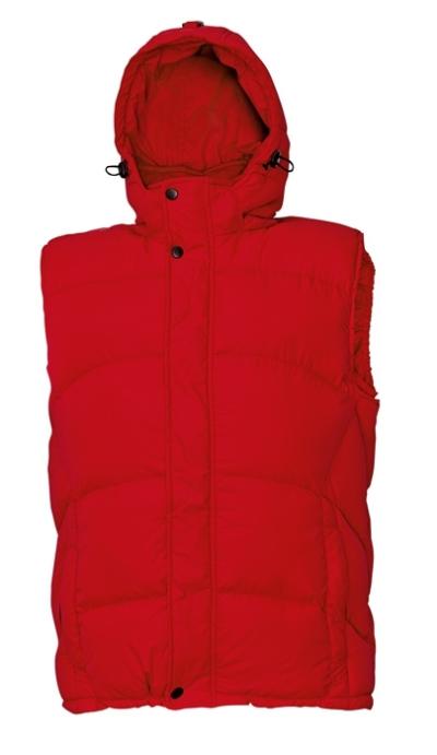 Zateplené zimní pracovní vesty - vesta MESLAY LADY - O201611