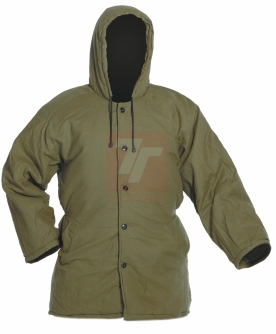 Zimní pracovní bundy - pánské - pracovní kabát zimní NORMA - 2044