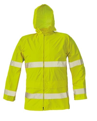 Nepromokavé pracovní děvy do deště - pracovní bunda GORDON - 2369