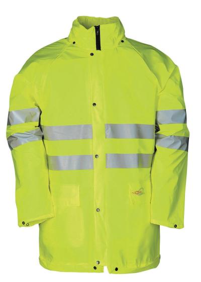 Nepromokavé pracovní děvy do deště - pracovní bunda KASSEL 4279 - 2823