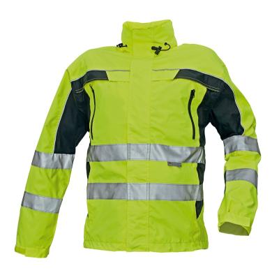 Reflexní pracovní oděvy pro cestáře - pracovní bunda TICINO - 2829