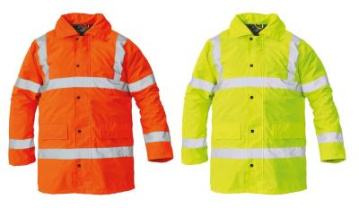 Reflexní pracovní oděvy pro cestáře - pracovní bunda SEFTON - 2330
