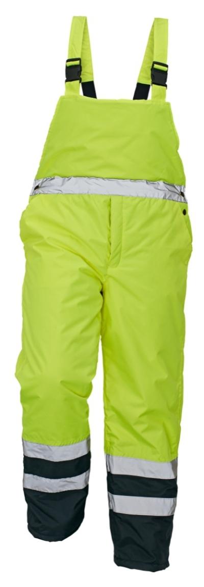 Zateplené zimní pracovní kalhoty - pracovní kalhoty lacl PADSTOW - O200843