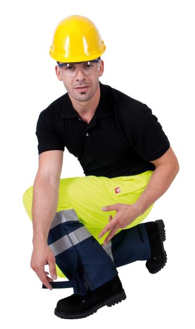 pracovní kalhoty pas GLADSTONE 5729 - O200122