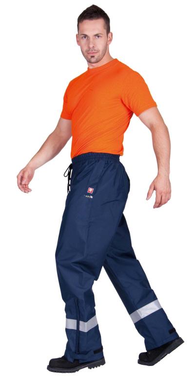 Oděvy pro hasiče - pracovní kalhoty pas EKOFISK 5806 - O200118