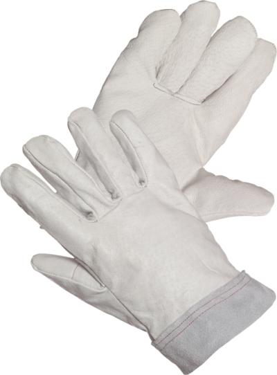 Zimní pracovní rukavice - pracovní rukavice zimní - 1023