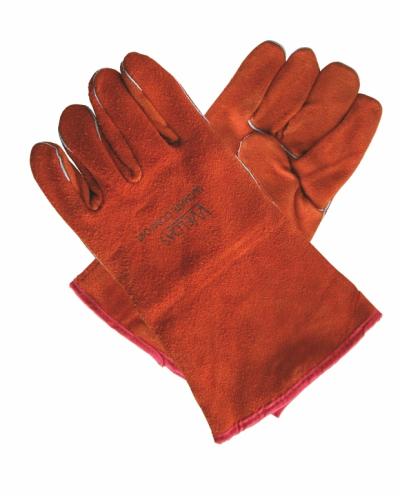 Oděvy pro hasiče - pracovní rukavice WELDAS - 1237