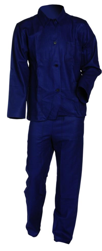 Pracovní montérky - pracovní oděv prodloužený pas - 2095
