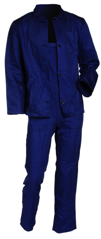 Pracovní montérky - pracovní oděv prodloužený lacl - 2111