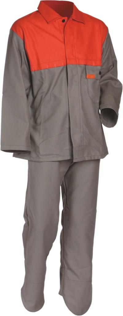 Pracovní oděvy pro svářeče - pracovní komplet MOFOS - 2013
