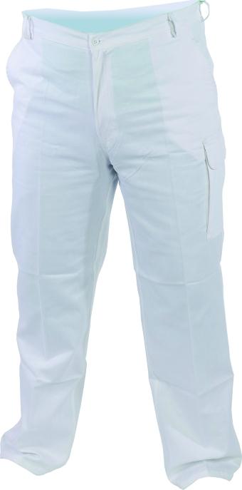 malířské pracovní kalhoty pas - O200457