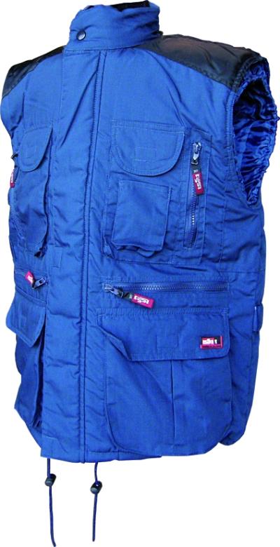 Montérkové vesty - pracovní vesta VICENZA - 2401