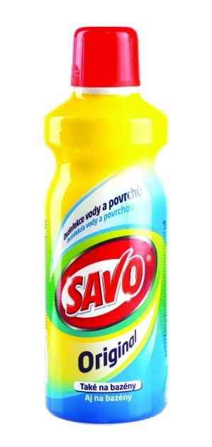 Mycí a čistící prostředky - Savo original 1 L - 5017