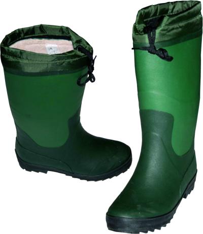 Zateplená zimní pracovní obuv - pracovní holínky zimní - 3125